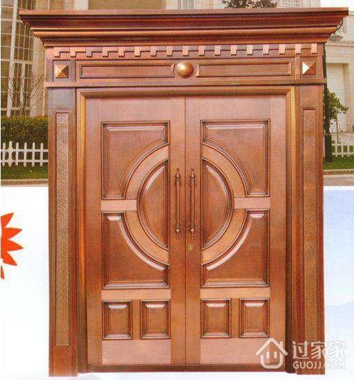 门窗验收之铜门窗验收标准