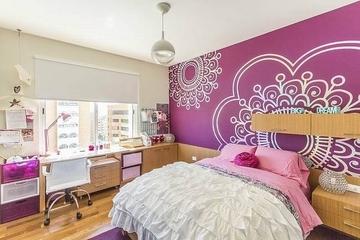 简约活泼住宅欣赏卧室设计