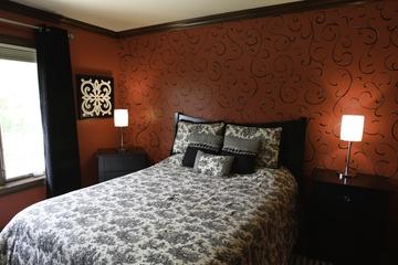 美式效果图大全设计卧室效果