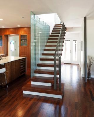 美式乡村装饰套图赏析楼梯