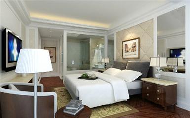 提高卧室的典雅感与质量感!我是这样装修主卧背景墙的