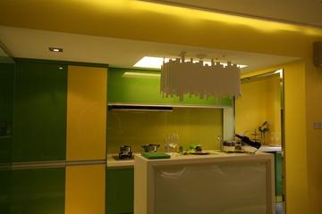 绿色环保简约小屋欣赏厨房设计