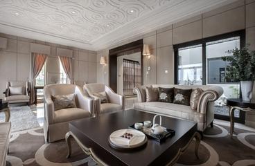 225平新古典别墅设计欣赏