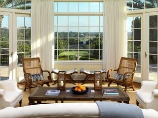法式私人庄园欣赏客厅陈设