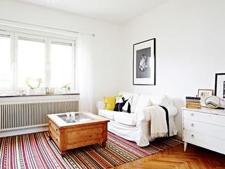 43平现代有爱一居室欣赏