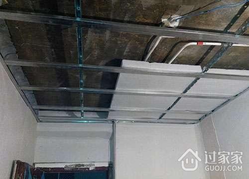 隔音吊顶的安装及注意事项
