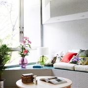 36平小清新公寓欣赏客厅陈设