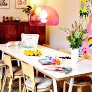 80平彩色两居室欣赏