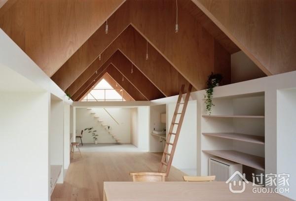 日式光之住宅欣赏