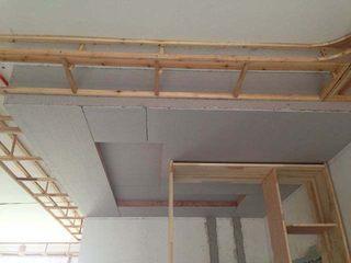 客厅吊顶用水泥板还是石膏板好?看完再装修少花冤枉钱