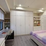 新古典160平奢华大宅欣赏卧室陈设