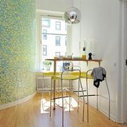 宜家住宅设计效果套图吧台