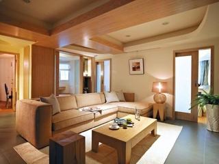 86平日式风格住宅欣赏