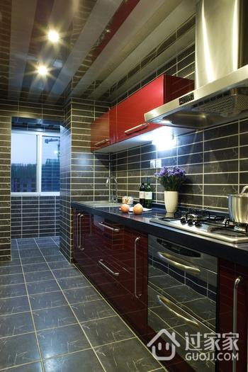 东南亚风格住宅欣赏厨房橱柜