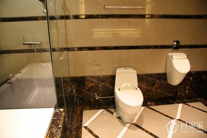 新古典装饰套图卫生间马桶