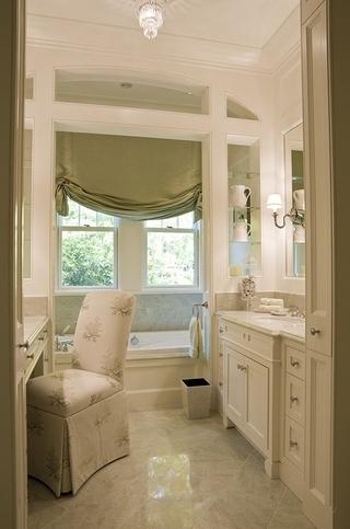 优雅美式风情别墅欣赏卫生间效果