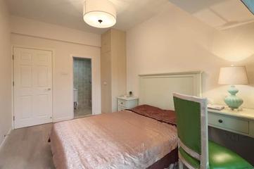 简约舒适三室两厅欣赏卧室