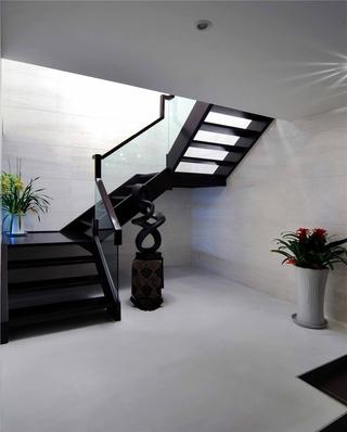 东南亚风格案例欣赏楼梯间