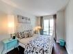 现代公寓装修效果图卧室摆设