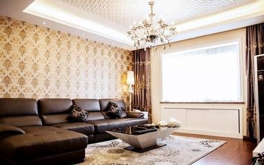 123平时尚简约三居室欣赏