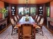 美式原木家具餐厅设计