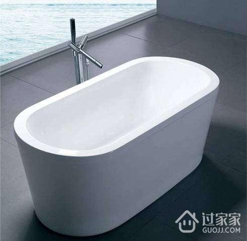 亚克力浴缸的安装步骤