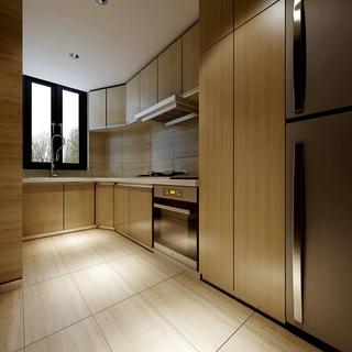 简约舒适住宅案例设计欣赏厨房橱柜