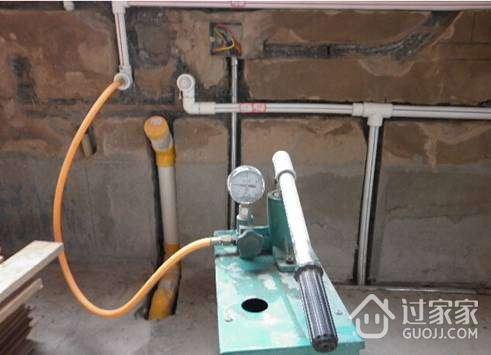 排水管道闭水试验的条件及范围