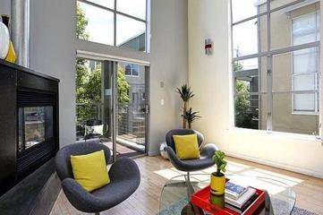现代风格别墅客厅装修套图欣赏