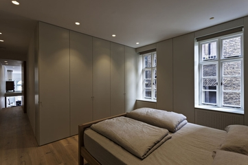 温馨现代复式欣赏卧室设计