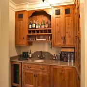 欧式风格住宅欣赏厨房水槽