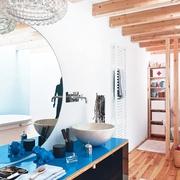 老房改造简约三居室欣赏洗手间