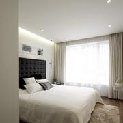 现代风格装饰设计卧室效果