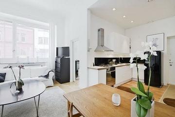 4万打造小户型单身公寓 35平与23平大比拼