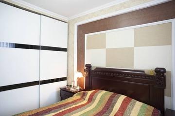 新古典低调奢华欣赏卧室衣柜