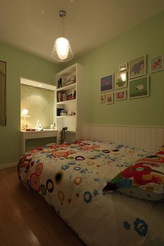 温馨美式三居室欣赏儿童房设计