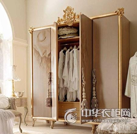 新古典风格衣柜设计