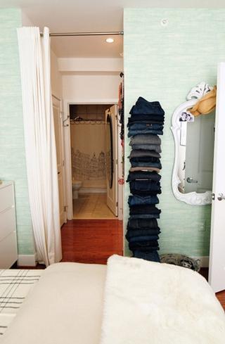 小户型混搭住宅欣赏卧室
