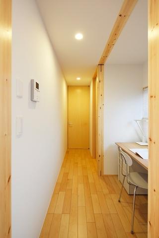 日式复式住宅欣赏书房