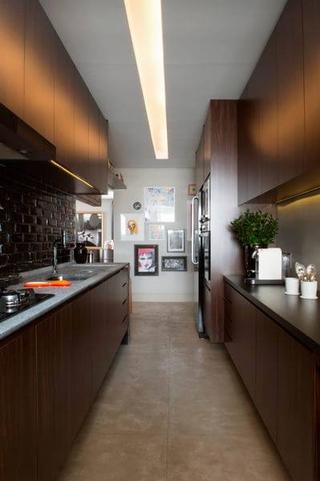 现代主义元素设计欣赏厨房效果