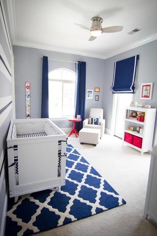 简约住宅设装效果套图儿童房