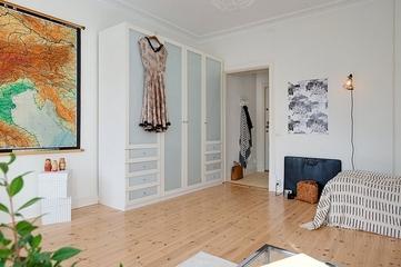 39平小户型住宅欣赏卧室局部