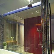 现代一居公寓卫生间