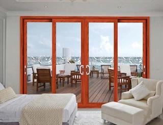 铝木复合门窗保养四大妙招