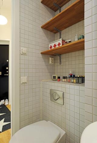 宜家住宅设计效果套图卫生间效果图