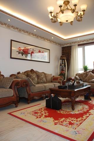 古朴中式温馨住宅欣赏