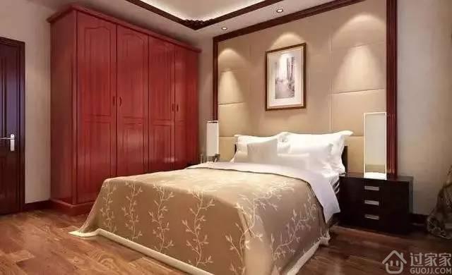 卧室背景墙设计花样百出,居然还能这样设计