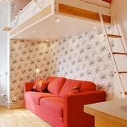 令人惊讶的简约31平公寓欣赏卧室