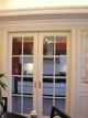 欧式风格复式楼厨房门
