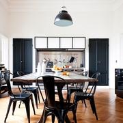 高端大气现代时尚住宅欣赏餐厅